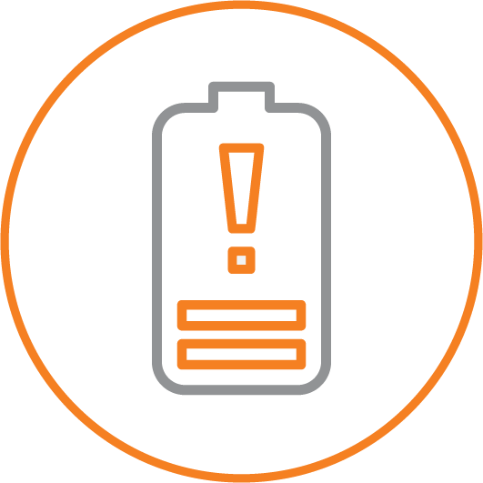 automatic charging alert